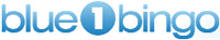 Blue 1 Bingo logo